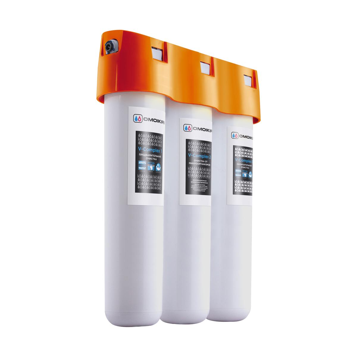 купить фильтр +для воды под мойку