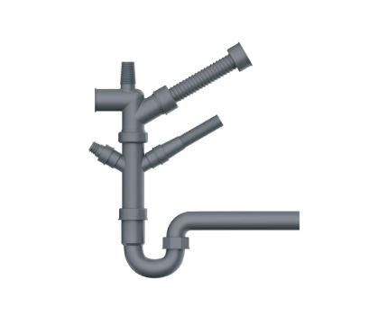 отводная арматура для измельчителя